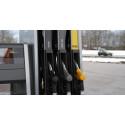 Mer än 20 procent biodrivmedel första halvåret 2017