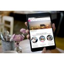 Magazine Hotels Landing Page
