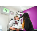 Brighton student urges others to take advantage of free eye tests as UK tour visits Brighton for World Glaucoma Week