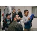 Massive är Fryshusets första ambassadör för barn och unga i Malmö