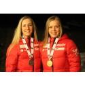 Bilder av medaljevinnerne