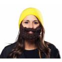 Beardo Beanie - skæghue