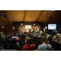 Sønderjyske børn til lovsangsfest i Løgumkloster