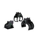 Ny serie hydrauldrivna redskap från Steelwrist