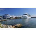 Färre kryssar till Göteborg i sommar
