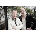 Carl-Johan Svensson och Oscar Svensson