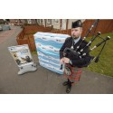 Fibre broadband piped in to Shotts