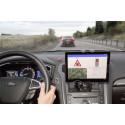 """Framtidens självkörande bilar – söker automatiskt upp """"den gröna vågen"""""""
