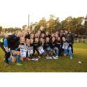 Pressinbjudan: IFK Kalmars damer hyllas i Stadshuset