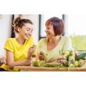 Stora skillnader i ungas och äldres syn på hälsosam mat