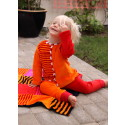 YODE erbjuder större storlekar på sina unika barnkläder - Nu kan du tillsammans med dina barn designa coola barnkläder som vi syr upp och levererar direkt hem till dig!
