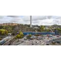 Stockholm Vatten och Avfall bygger ett av världens modernaste reningsverk med ny membranteknik