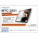 Vecow MTC-2021 –  slimmad full-HD Multi-Touch industridator