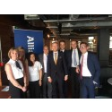Allianz celebrates broker scholarship programme success