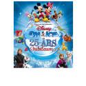 Barnens favoriter - Anna och Elsa från succéfilmen  Frost i Disney On Ice Jubileumsföreställning