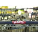 Danmarks fødevaremarked MENY vokser støt i markedet