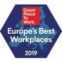 Europas bästa arbetsplats