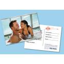 Dela din kryssningsglädje med gratis vykort via Birka och Postify