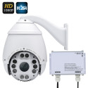 Kraftfull övervakningskamera, en av marknadens mest effektiva övervakningskameror