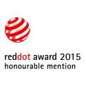 Ascom Myco vinder pris ved Red Dot Award 2015
