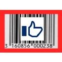 Husk autoriserede stregkodenumre til dine produkter