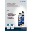 Dybelmasse MCS Uni Plus     - Markedets mest fleksible kemiske anker