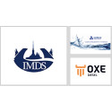 OXE Diesel displayed at The Ninth International Maritime Defence Show by Dizel Export LLC 10 -14 of July