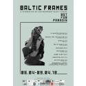 Baltic Frames 2018 Plakat