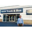 Ny leder på MANs verksted i Drammen