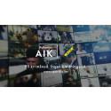 FollowUs AIK lanserar på SPORTlib idag