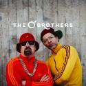 THE O' BROTHERS - PAPA DON'T ROLL-EP -  medlemmar från Stonefunkers gör old school hip-hop