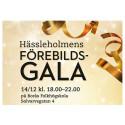 Ikväll hyllar vi förebilder på Hässleholmen!