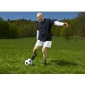 Walking football growing in popularity