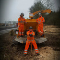 Ground Control teams complete de-veg on exciting project for Costain