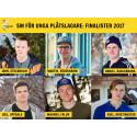 """Det här är de 6 finalisterna i """"SM för unga plåtslagare 2017""""!"""