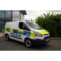 London-polisen deltar i test av eldrivna Ford Transit Custom