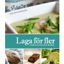 Första kombinerade informations- och kokboken för gluten- och mjölkproteinallergiker
