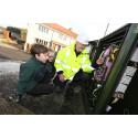 Kincardine O'Neil pupils get a lesson with fibre broadband