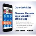 Orsa Grönklitts nya app - engelsk version