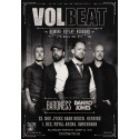 VOLBEAT spiller to yderligere koncerter i Danmark i år!