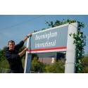 Bear Grylls unveils new name at Virgin Trains 'Bearmingham International' station