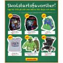 Skolstart på Lekmer.se och vinn familjepool från Lay-Z-Spa