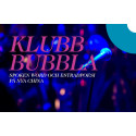 Poesi och balkansväng på vårens sista Klubb Bubbla