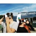 Studerende henter teknologipris til Peter Larsen Kaffe og Fairtrade