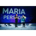 Maria Persson utnämns till Employee of the Year på Nordic Choice Hotels Vinterkonferens
