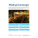 Musik på Larmtorget 2016
