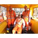 Sadiq Khan makes first Elizabeth line journey