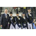 Longines FEI European Championships: Dressage team gold for Germany once again
