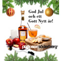 God Jul & Gott Nytt år önskar Philipson Söderberg