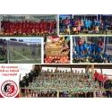 Rekordmånga genomförda satsningar på fotboll för barn och ungdomar i sommar!